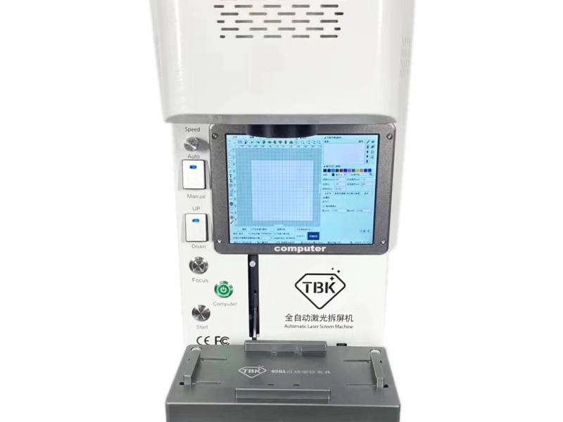 La machine Laser TBK 958B : caractéristiques, points forts et points faibles